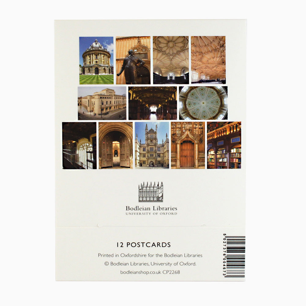Architecture of the Bodleian Libraries Postcard Pack