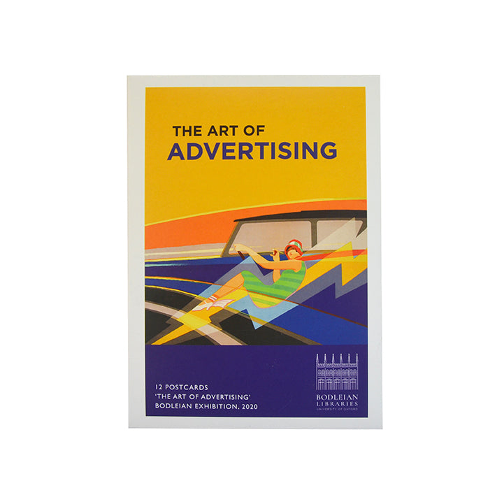 The Art of Advertising Postcard Pack