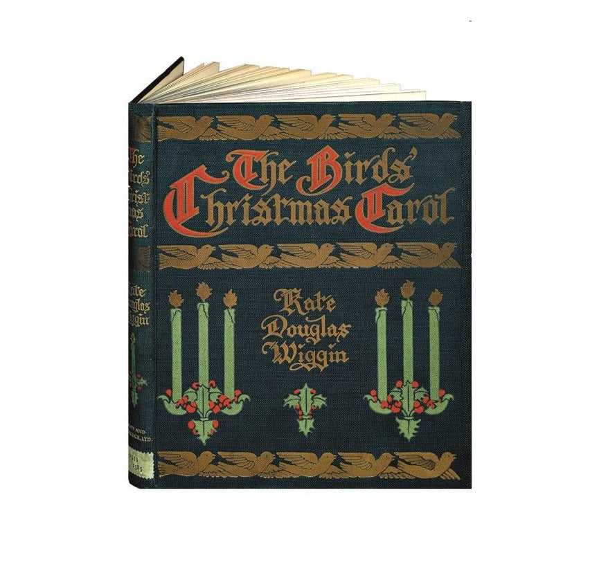 'The Birds' Christmas Carol' Christmas Card pack