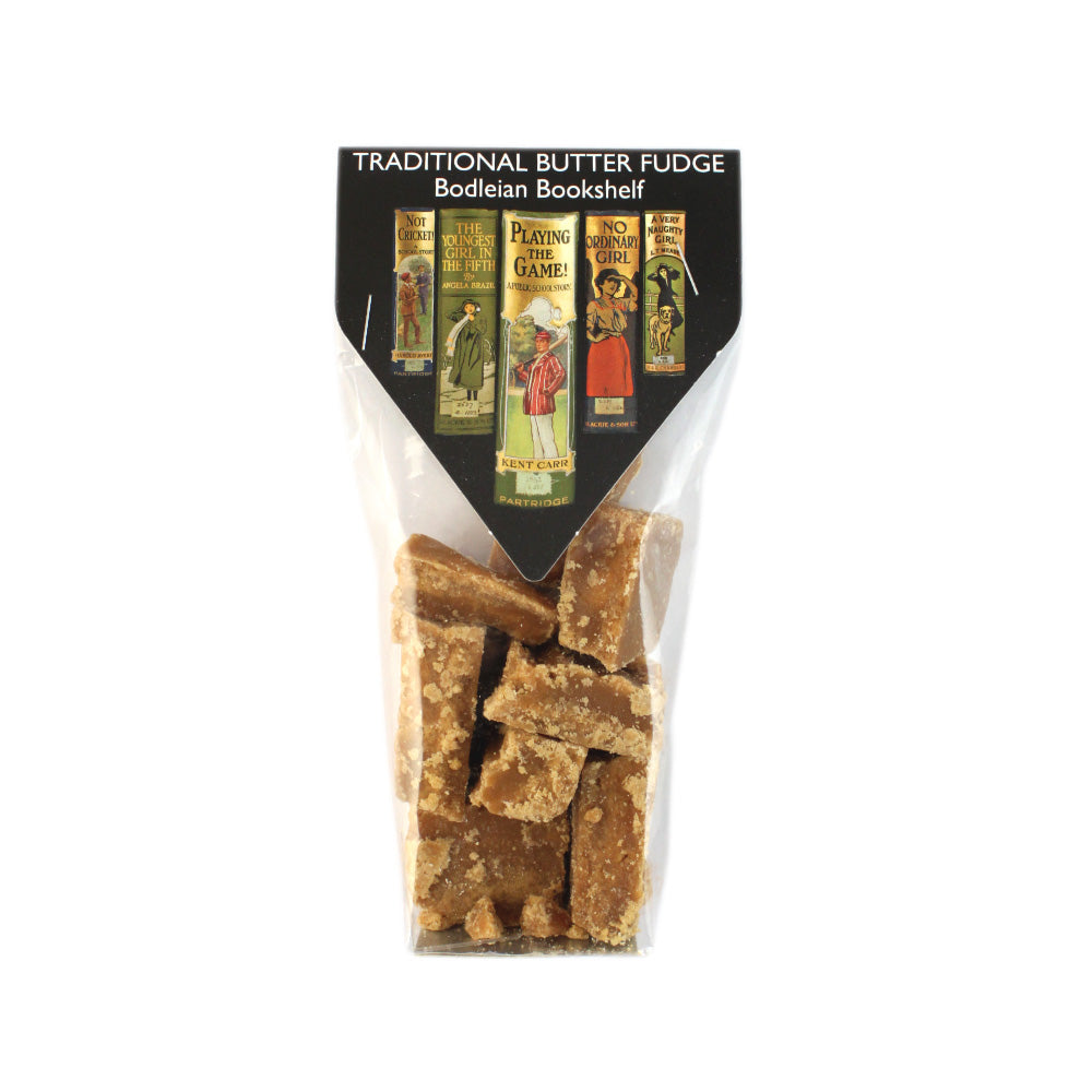 Bookshelf Fudge Bag