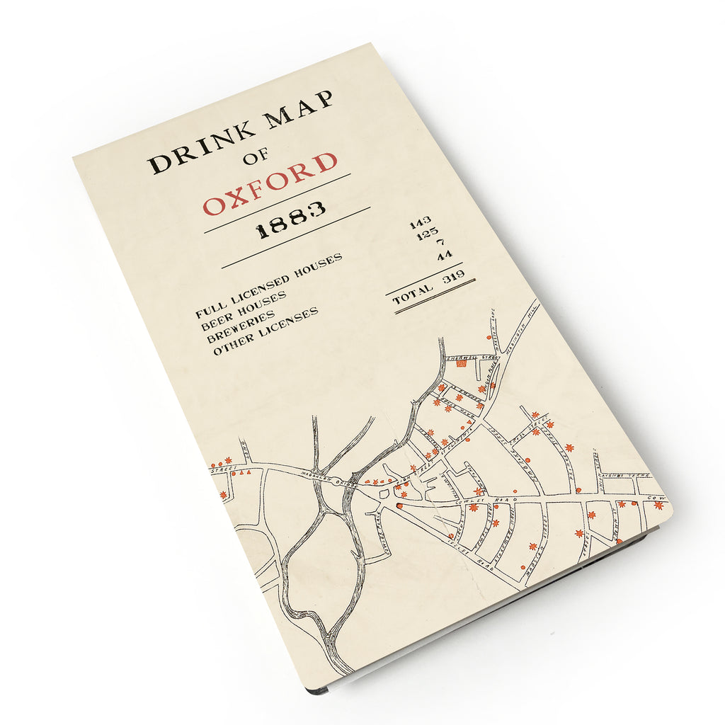 Drink Map of Oxford