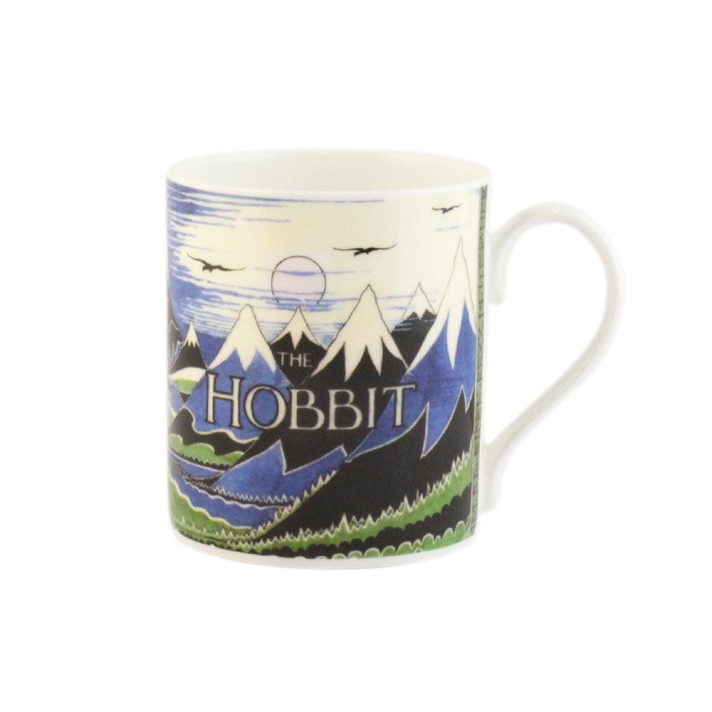 The Hobbit Dust Jacket Mug