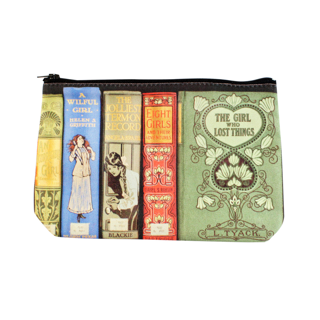 'High Jinks' Bookshelves Wash Bag