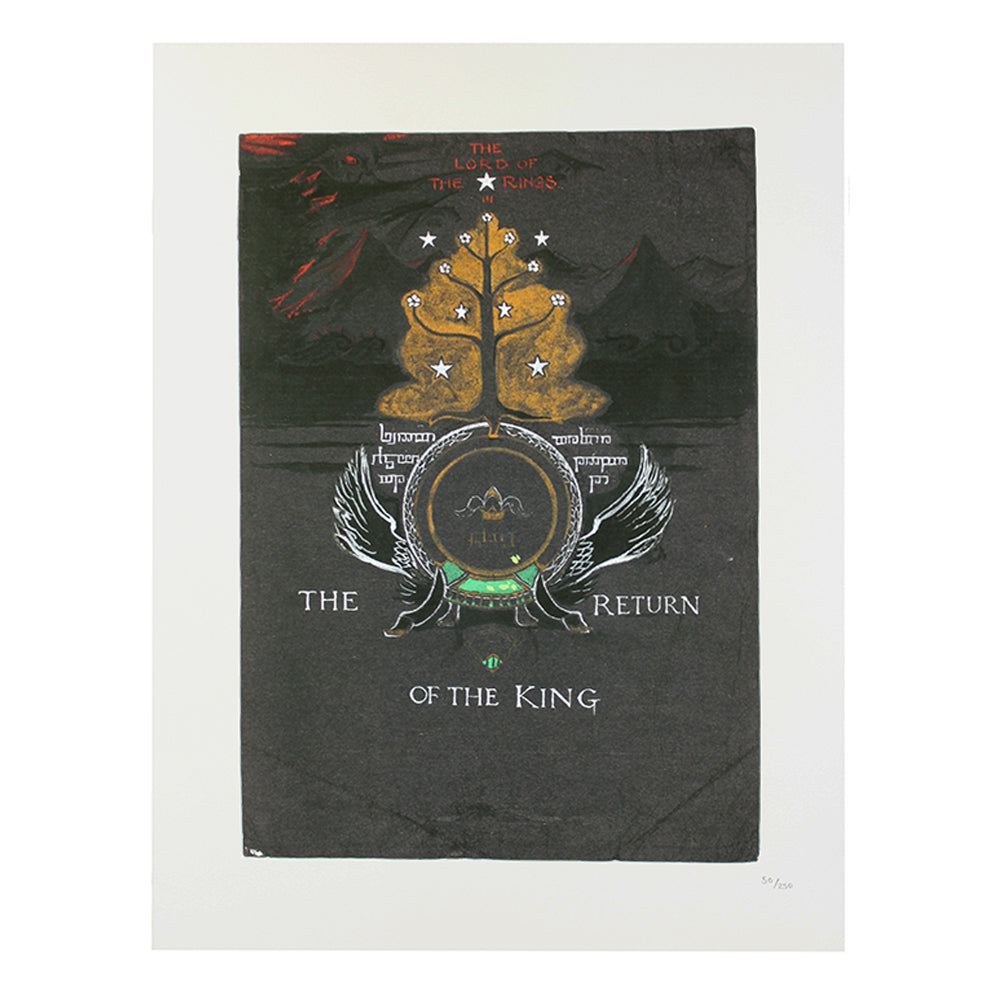 Lord of the Rings Print Portfolio Set