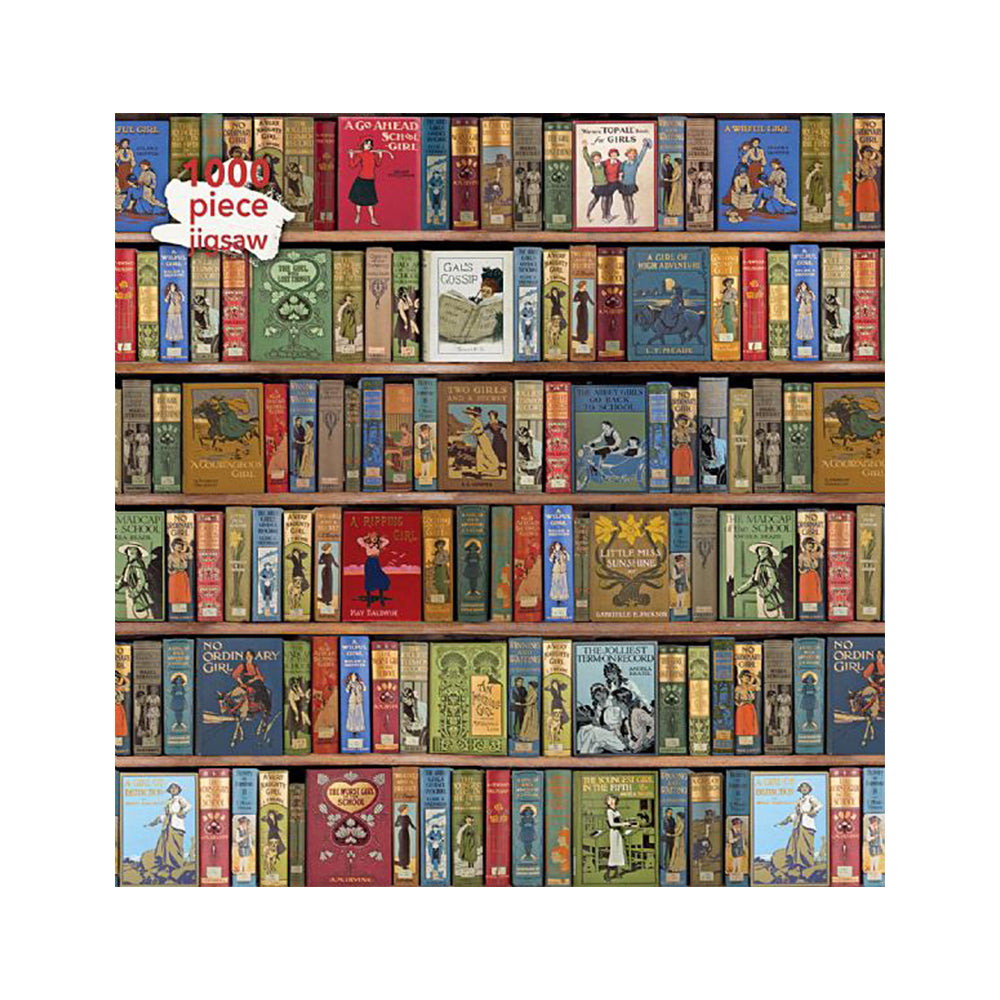 High Jinks 1000 Piece Jigsaw Puzzle
