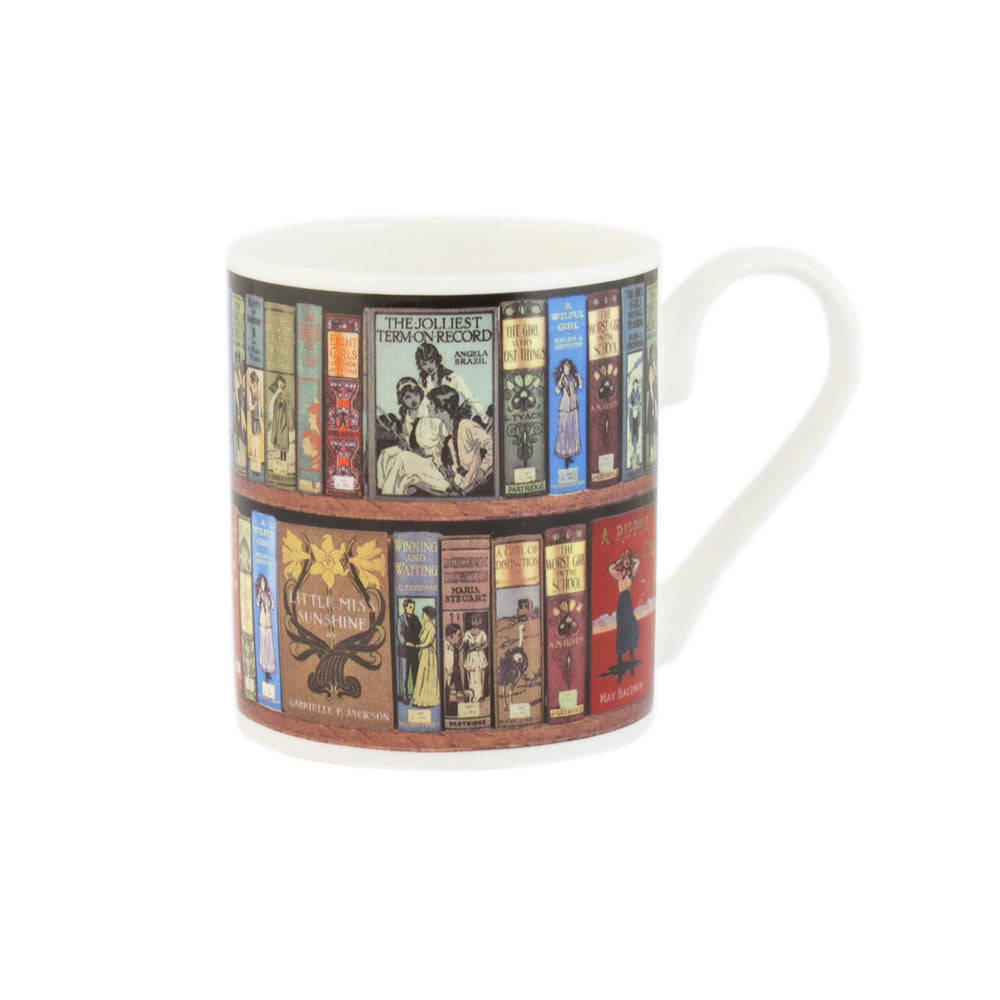 'High Jinks' Bookshelves Mug