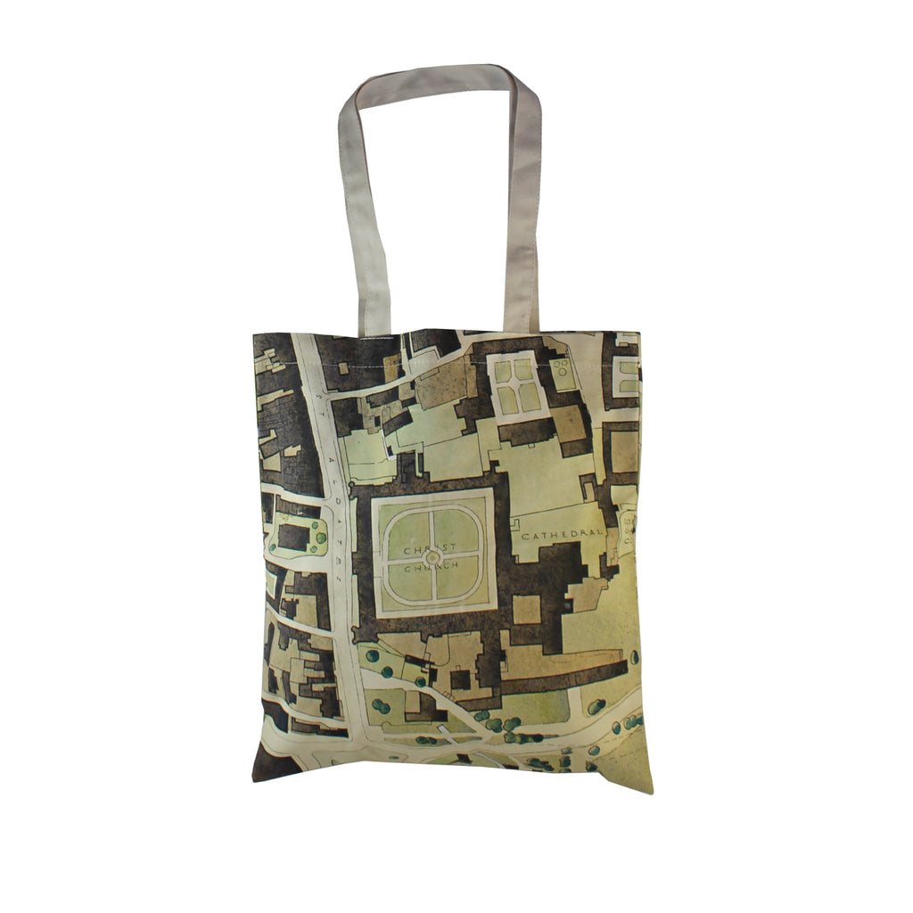 1948 Christ Church Meadows, Oxford Tote Bag