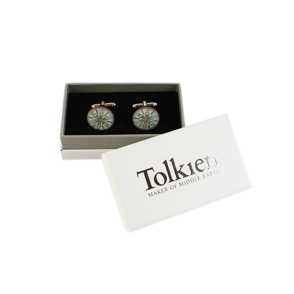 Idril's Device Ceramic Cufflinks