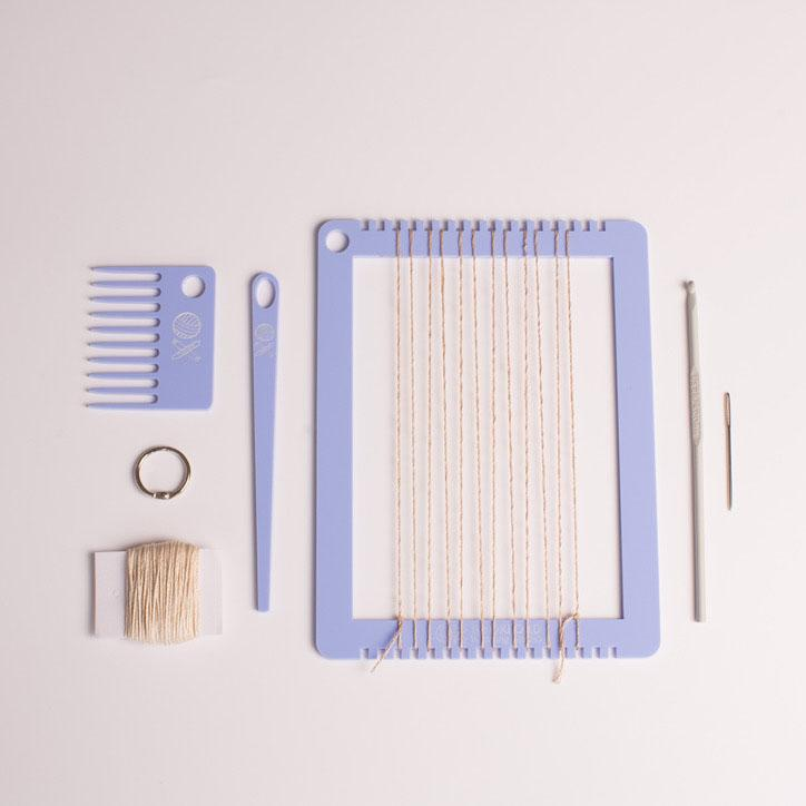 Introduction to Weaving - Rainbow Kit