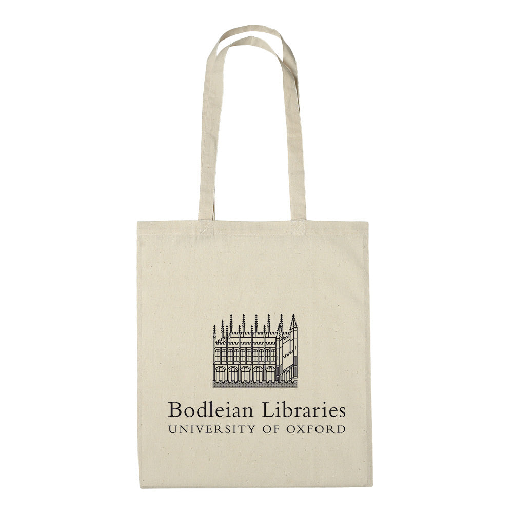 Bodleian Logo Cotton Bag