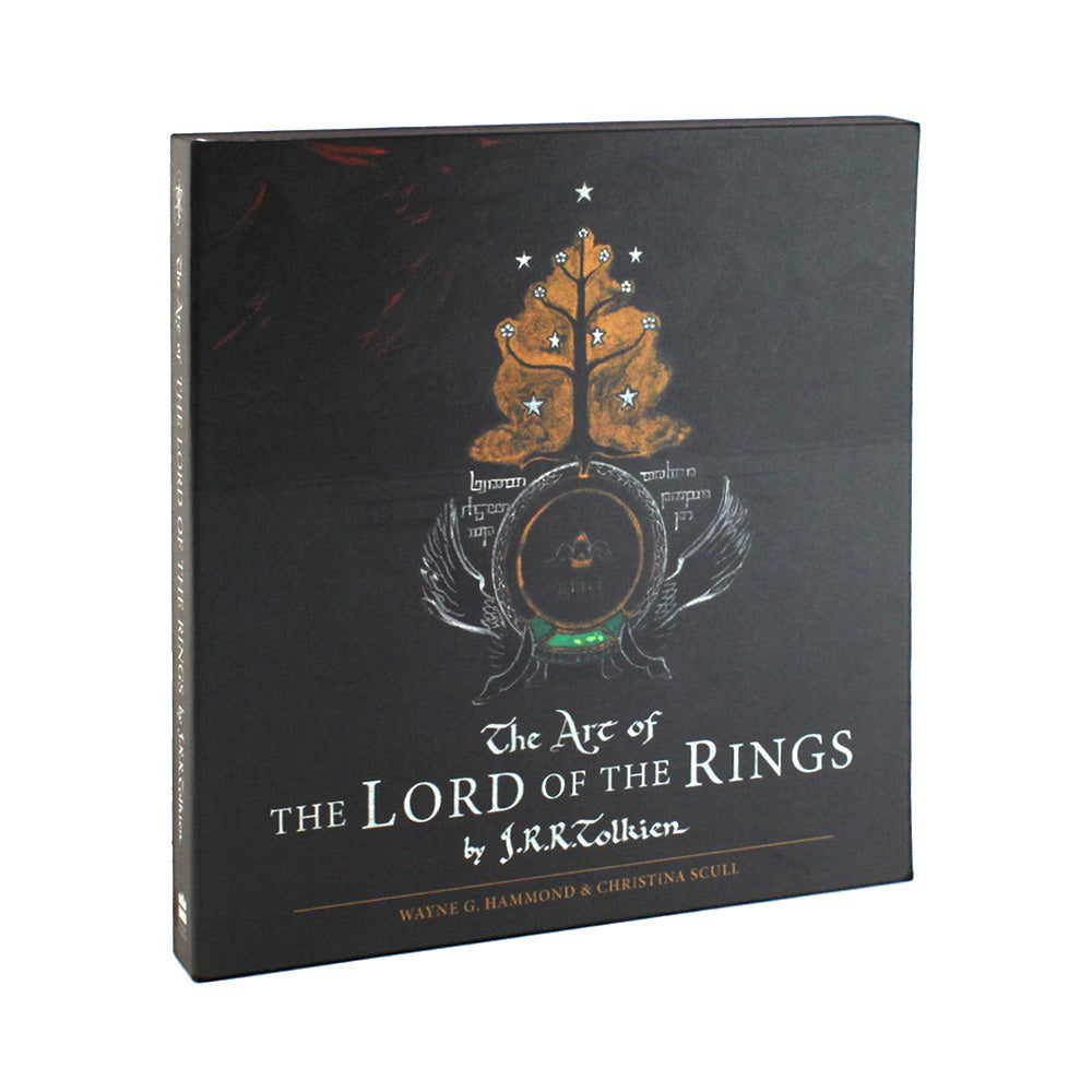 'The Art of The Lord of the Rings' Book