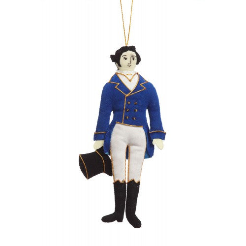 Mr Darcy Decoration