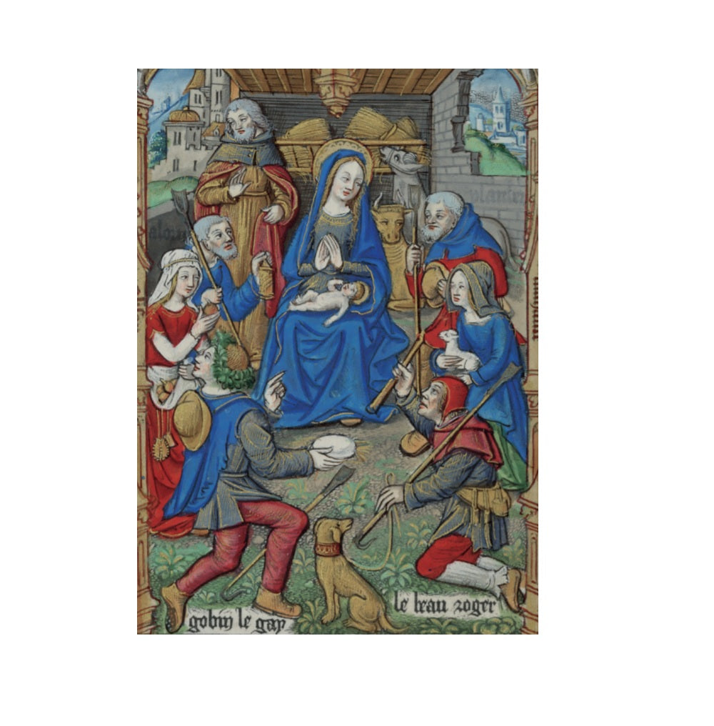 'The Nativity of Christ' Christmas Card pack