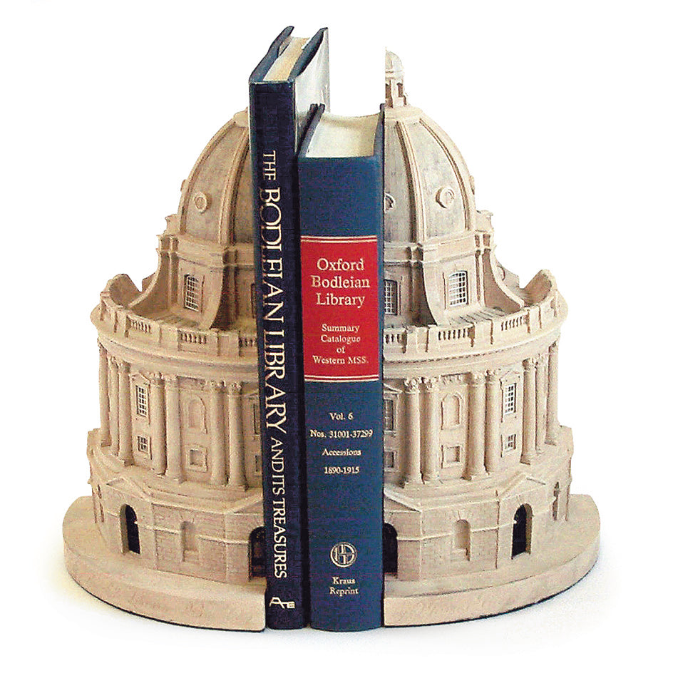 Pair of Radcliffe Camera Bookends