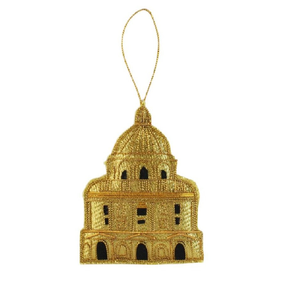 Radcliffe Camera Decoration Gold