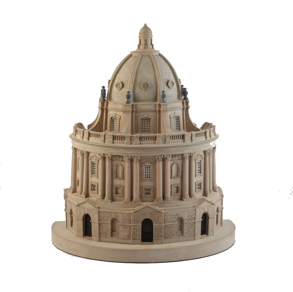 Radcliffe Camera Model