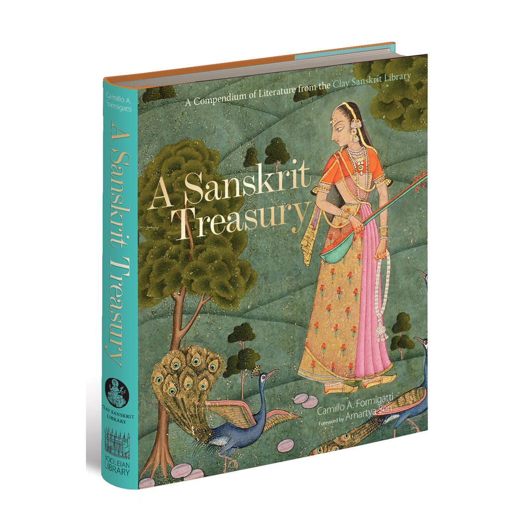 A Sanskrit Treasury : A Compendium of Literature from the Clay Sanskrit Library