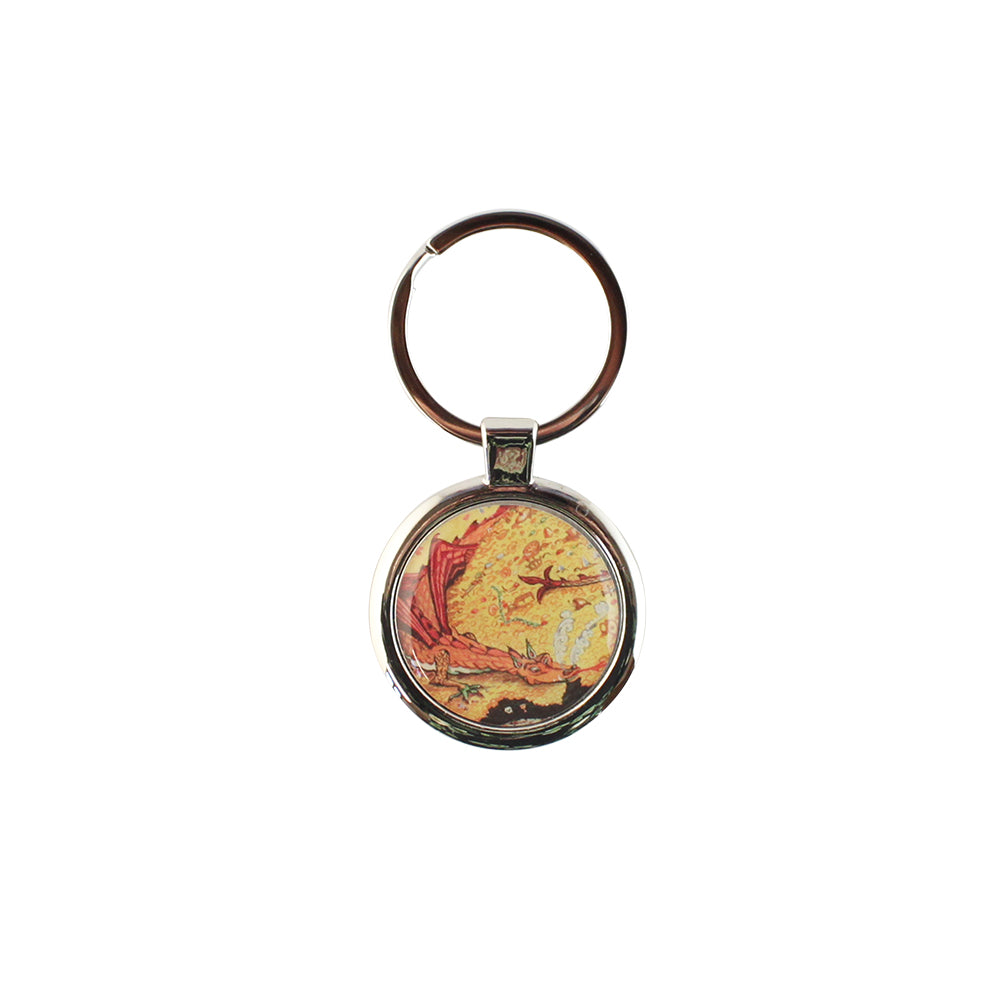 Conversation with Smaug Keyring