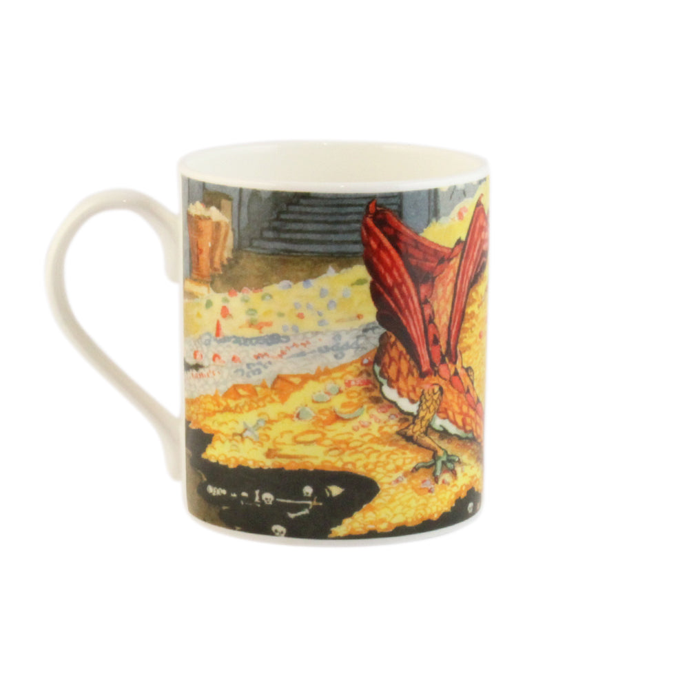 Conversation with Smaug Mug