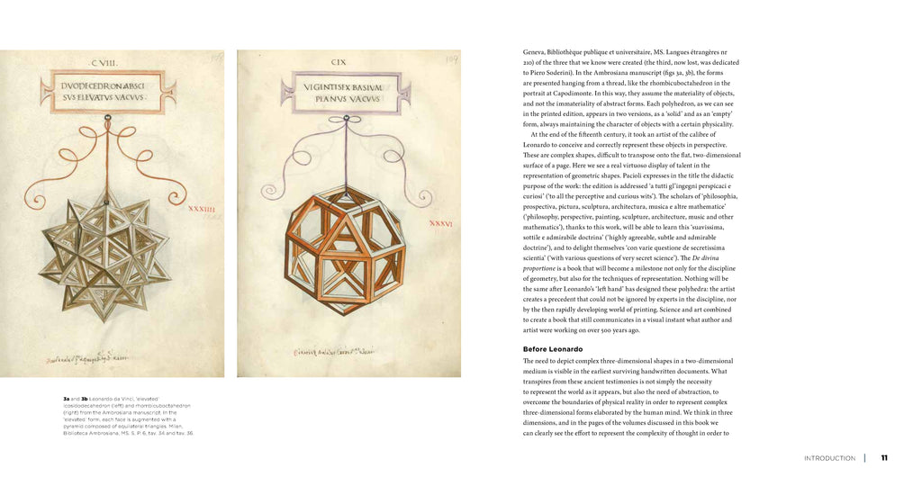 Thinking 3D: Books, Images and Ideas  from Leonardo to the Present