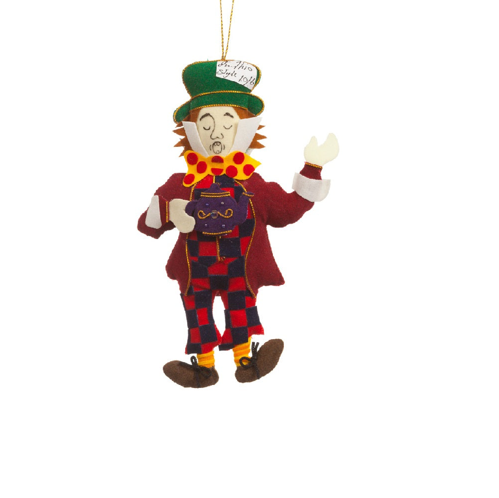 Mad Hatter Decoration