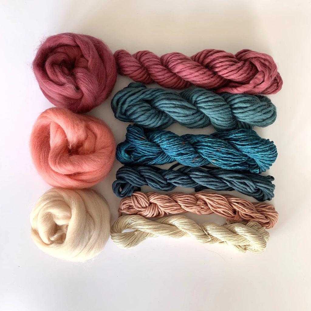 Yarn Starter Packs - Rainbow Collection