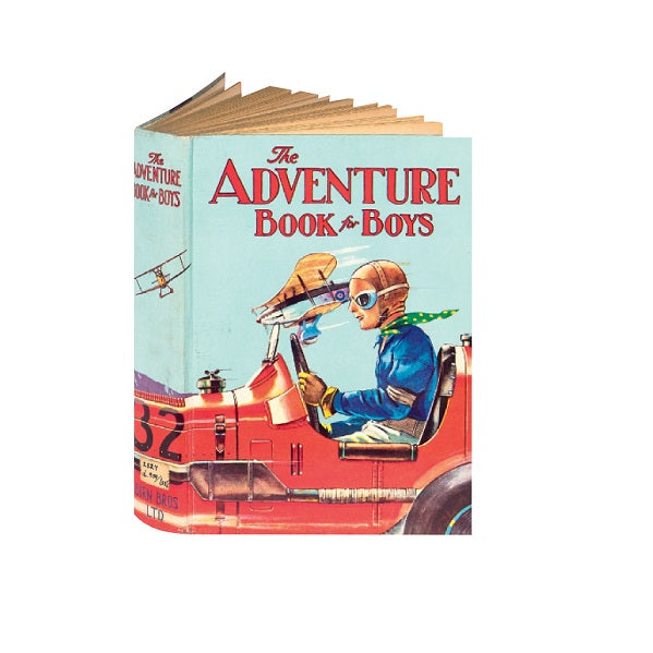 The Adventure Book for Boys Greetings Card