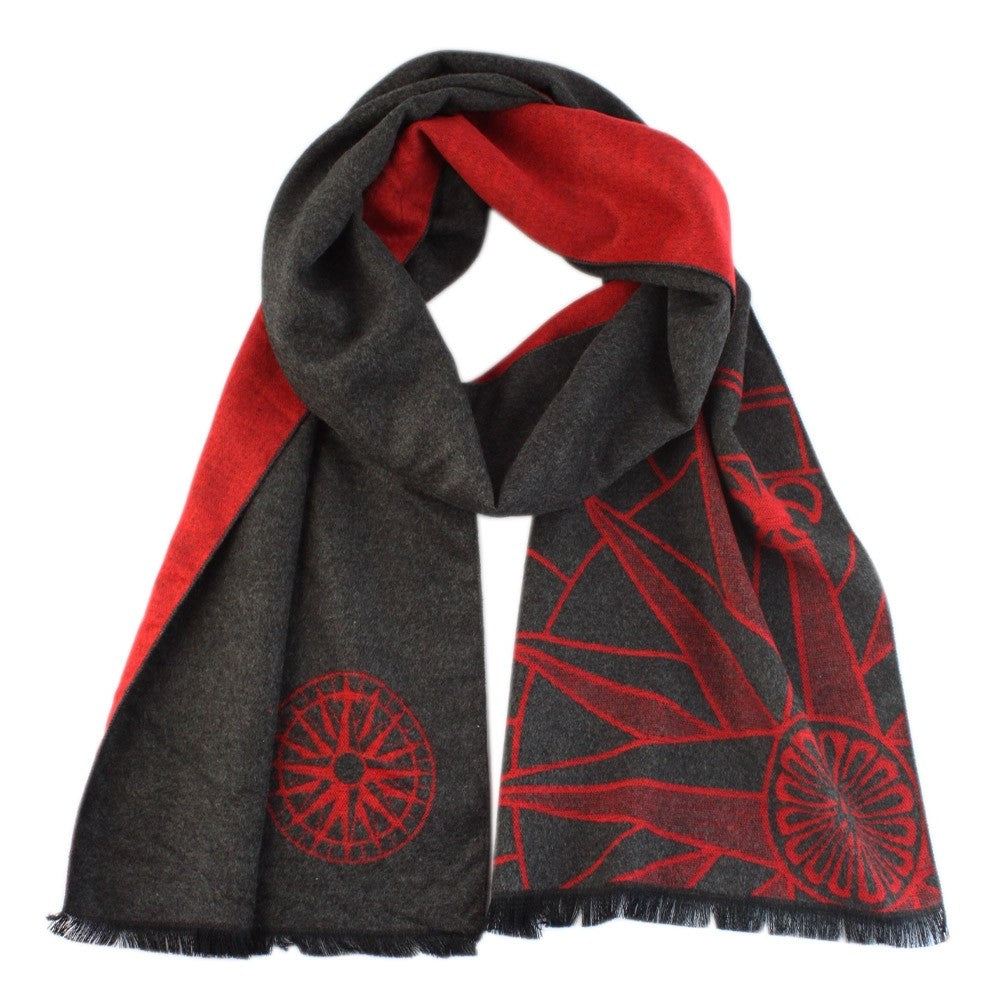 Compass Scarf