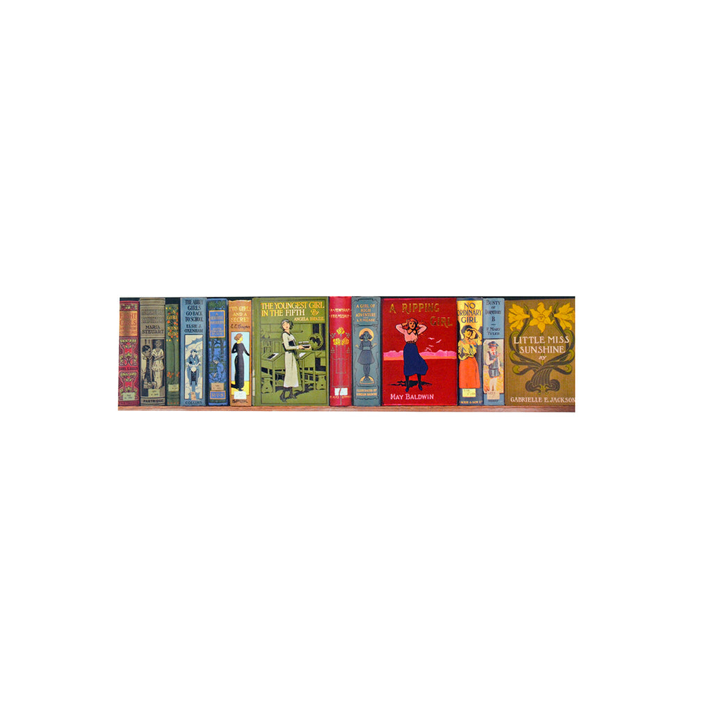 High Jinks! Bookshelf Bookmark