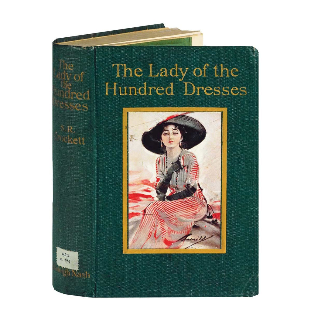 The Lady of the Hundred Dresses Notecard