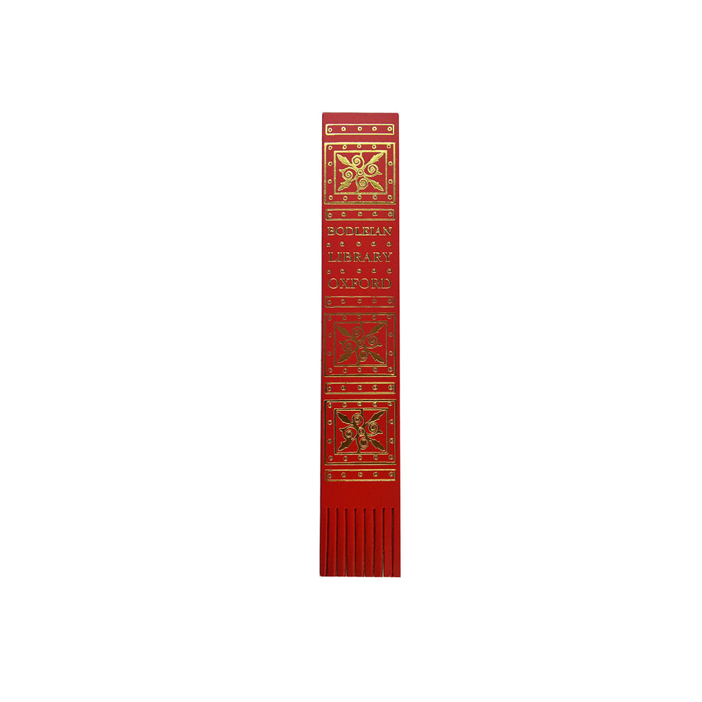 Bodleian Libraries Leather Bookmark