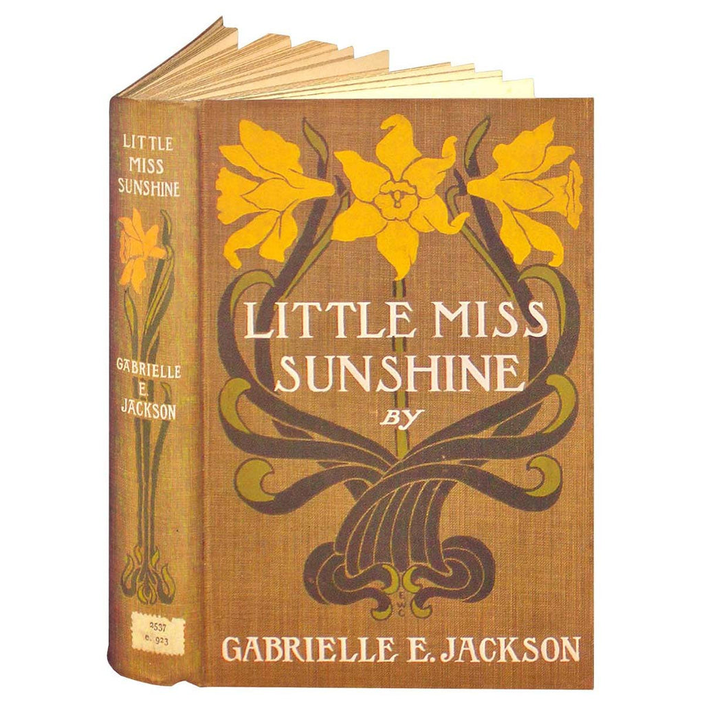 Little Miss Sunshine Greetings Card