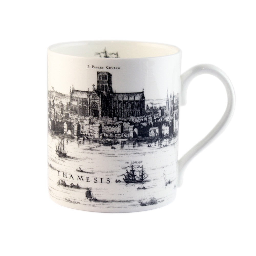 Panorama of London Mug