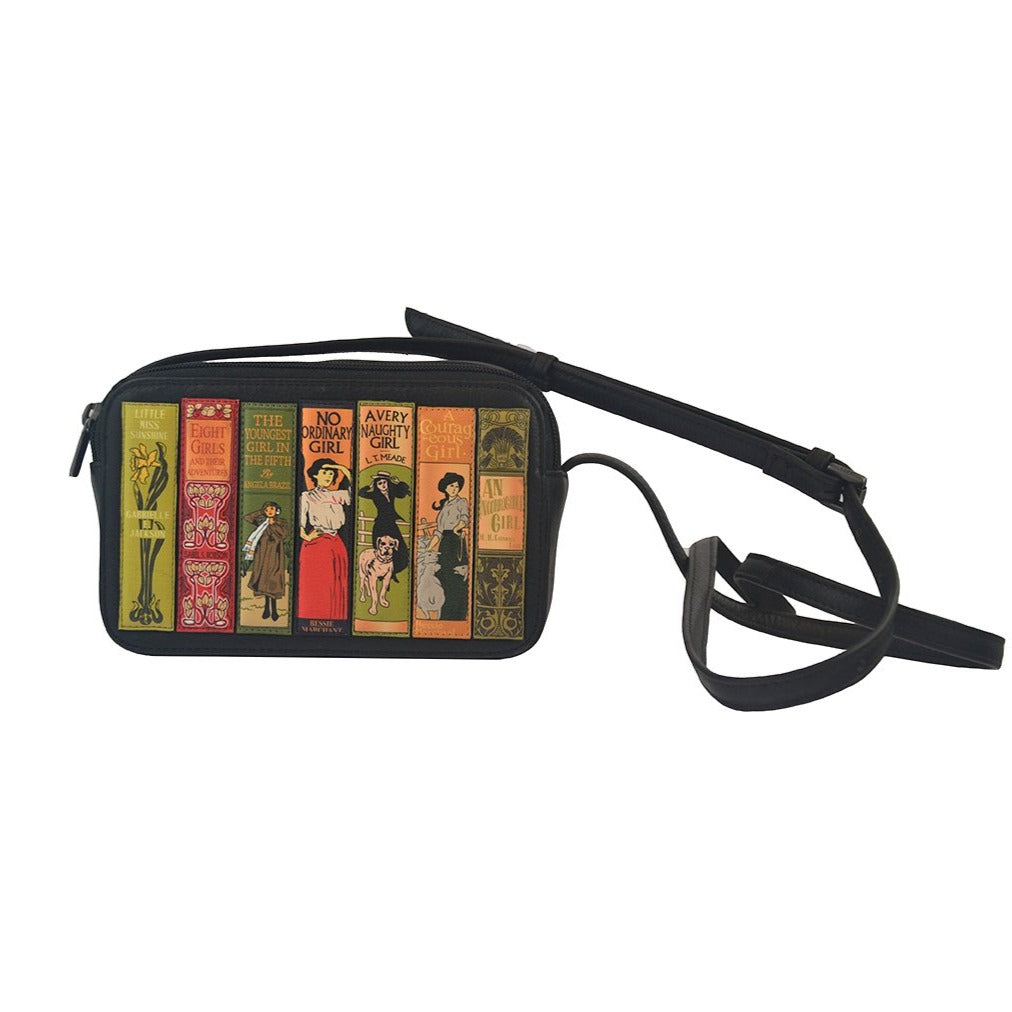Bodleian Bookshelves Parker Bag