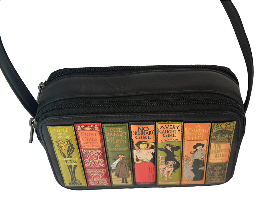Bodleian Bookshelves Porter Bag