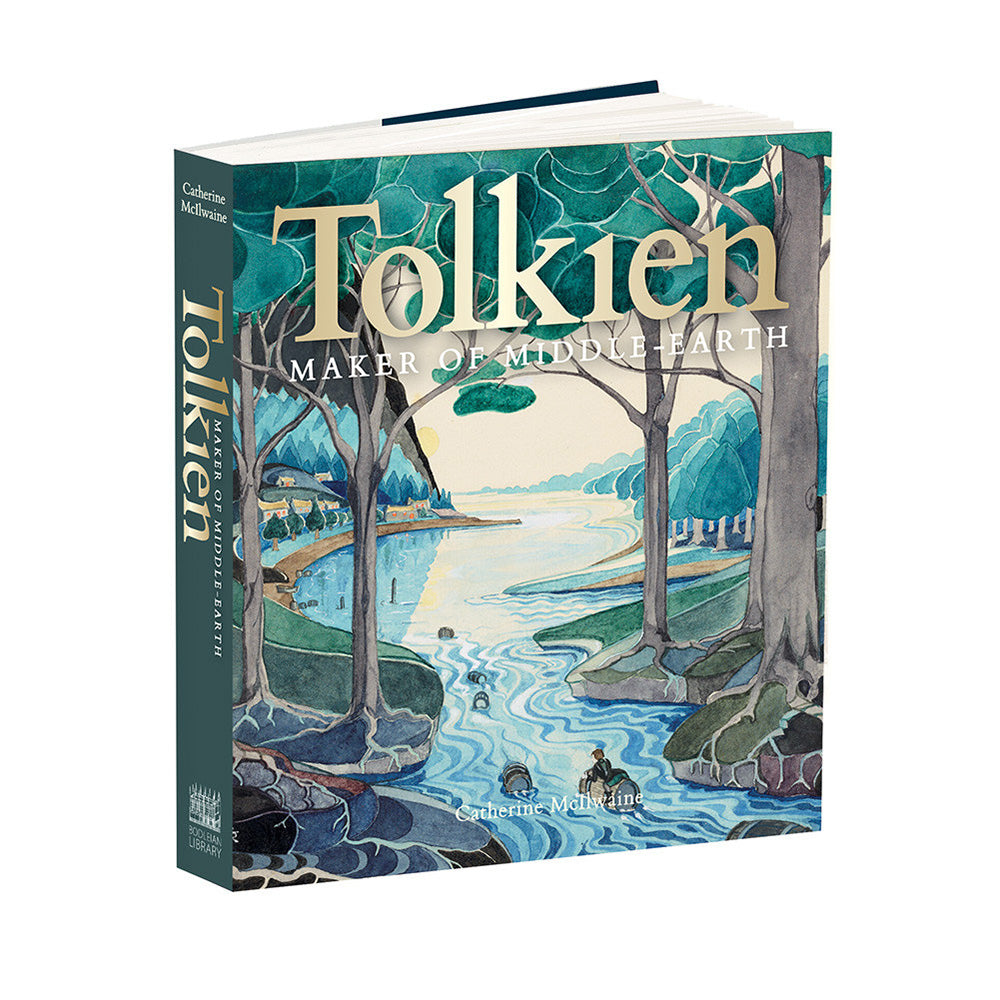 Tolkien: Maker of Middle-earth (Paperback)