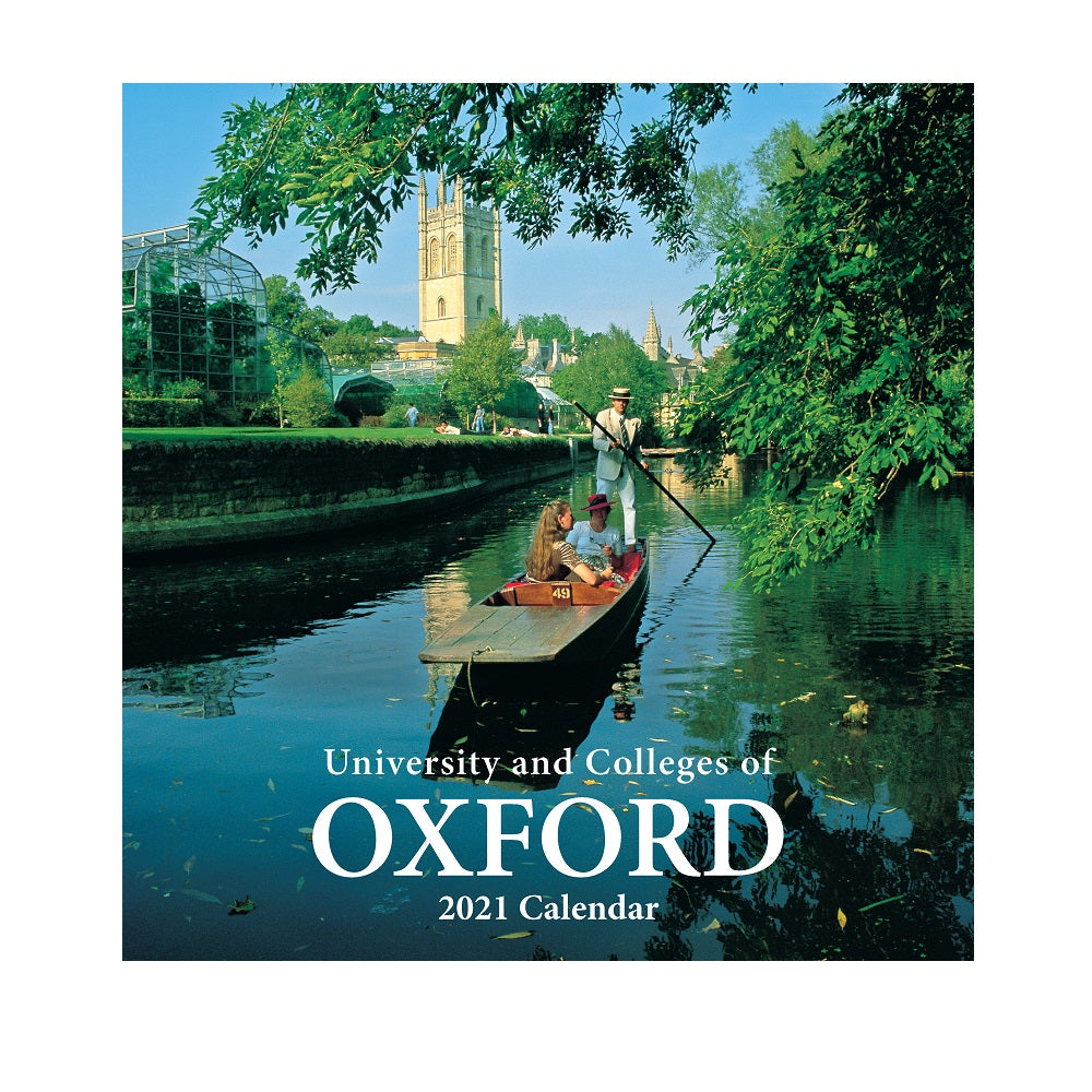 Oxford the University & Colleges Calendar - 2021