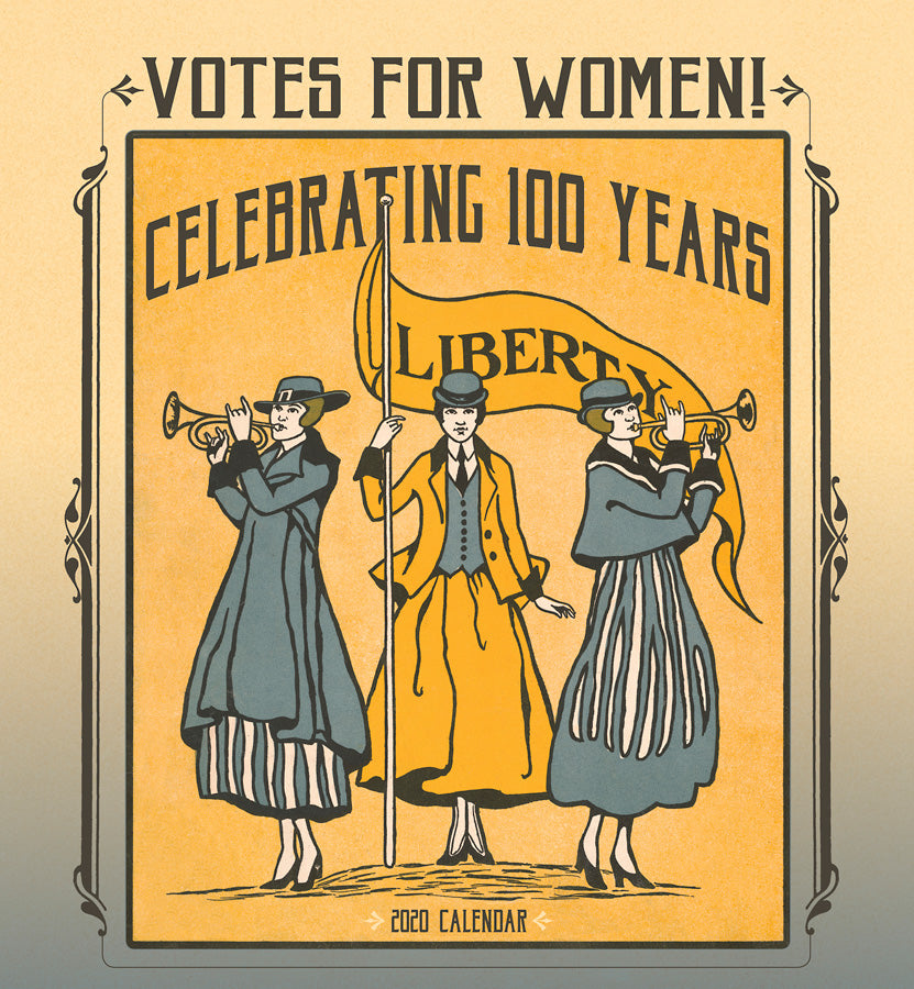 Votes Foe Women! 2020 Wall Calendar