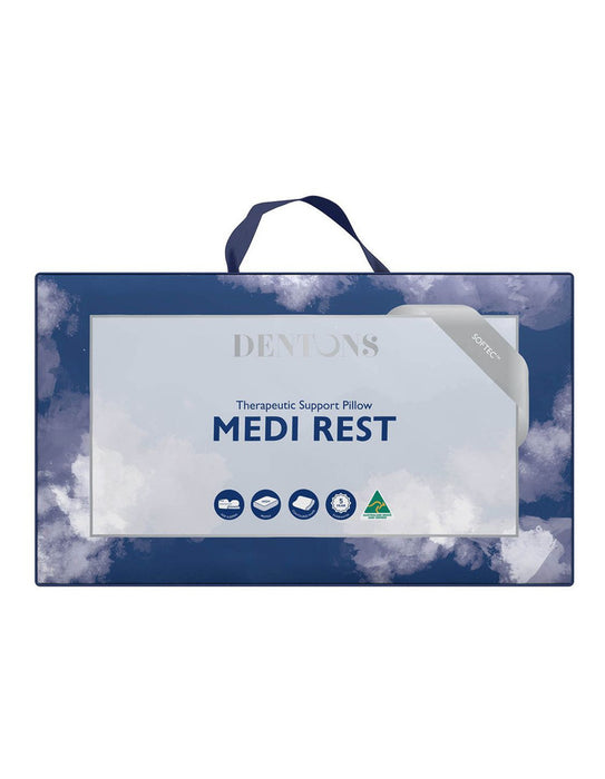 Dentons Medi Rest Therapeutic Pillow