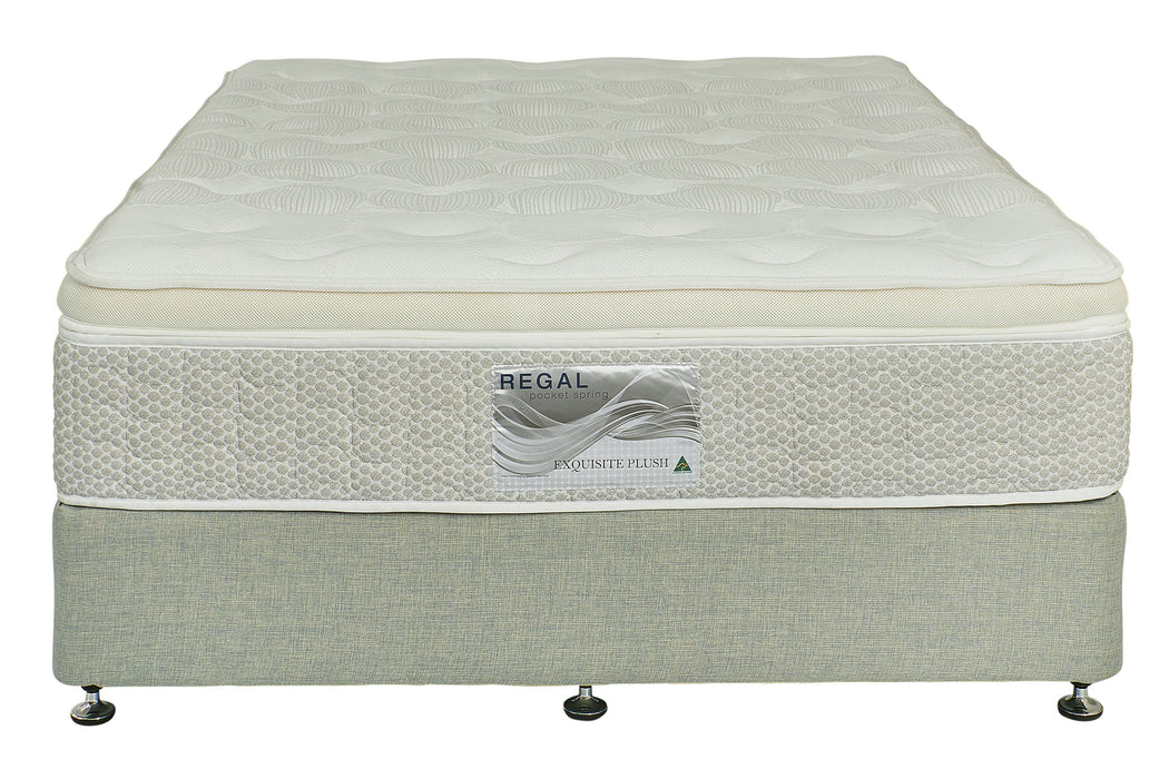 Exquisite Plush Mattress