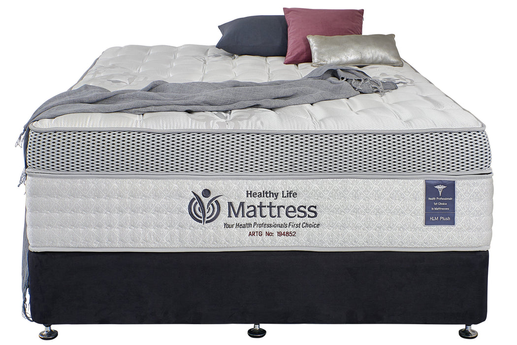 Healthy Life Mattress Precision Plush