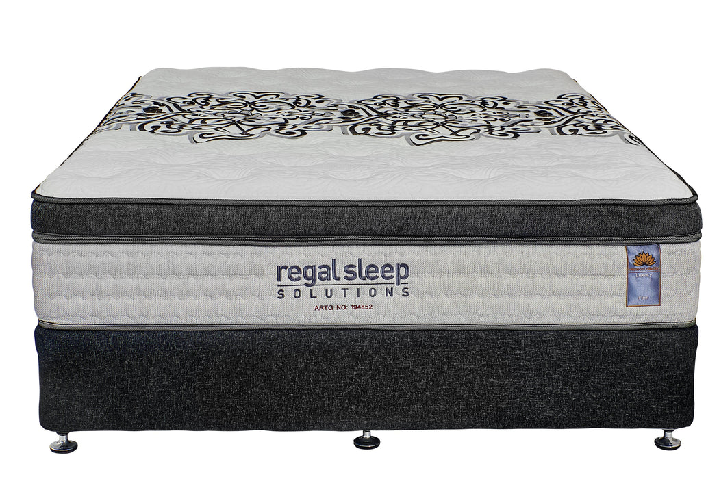 Wellness Luxury Plush Mattress