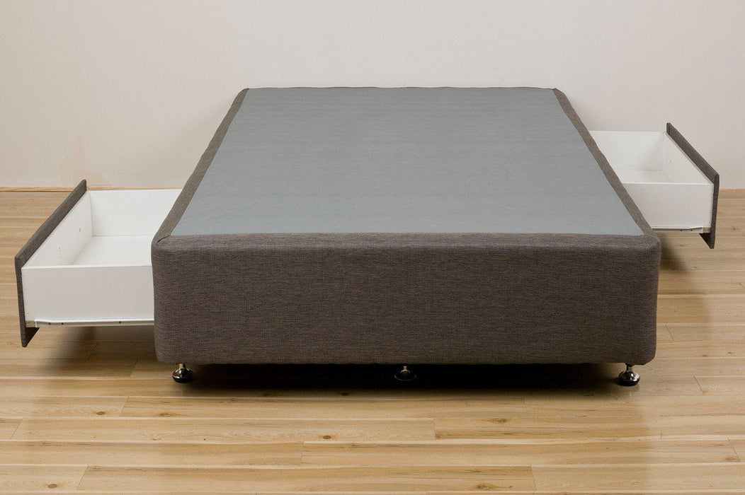 Upholstered King Mattress Base