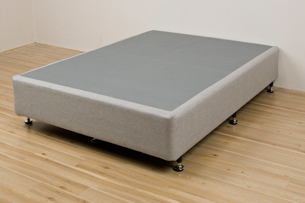 Upholstered King Single Mattress Base