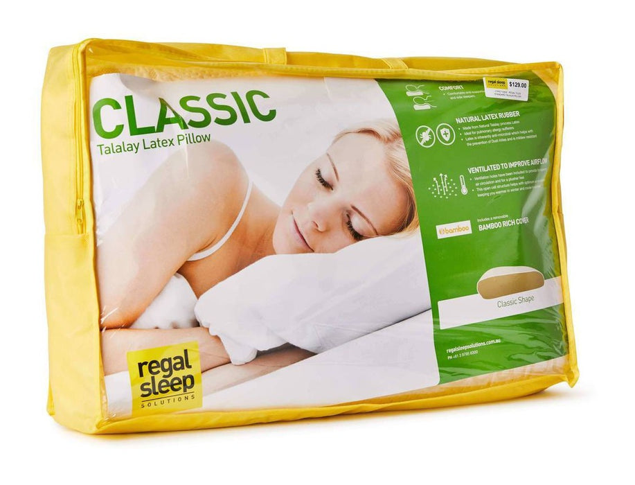 Regal Classic Talalay Latex Pillow