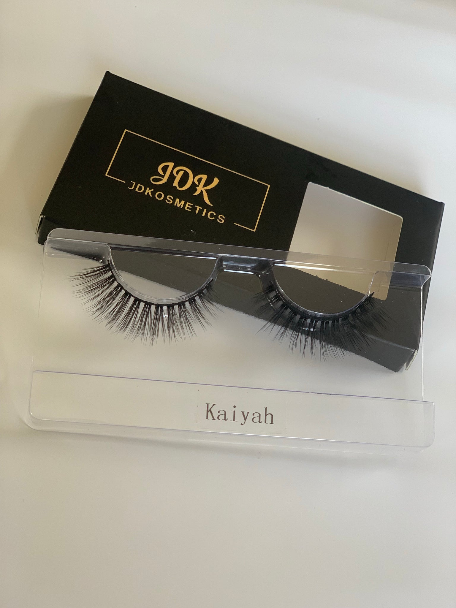 "The ""Kaiyah"" Lash."
