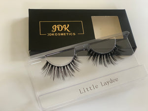 "The ""Little Laydee"" Lash."