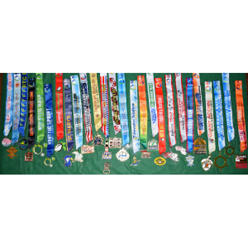 Finisher Medal Shipping