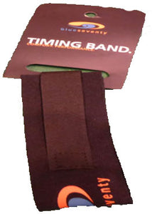 Blue Seventy Timing Chip Strap