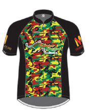 Load image into Gallery viewer, Culpeper Gran Fondo Cycling Jersey Cammo